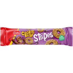 Photo of Griffin's Biscuits Cookie Bear Stripes 200g
