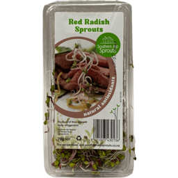 Photo of Southern Alps Sprouts Red Radish 70g