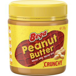 Photo of Kraft Nuts Peanut Butter Crunchy 375g