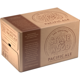 Photo of Stone & Wood Pacifc Ale 24x330ml