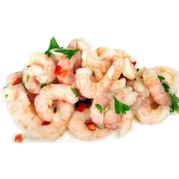 Photo of Prawns Cooked Thawed - approx 200g