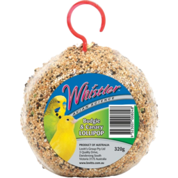 Photo of Whistler Budgie & Canary Lollipop Bird Treat 320g