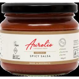 Photo of Aurelio Organic Salsa Spicy