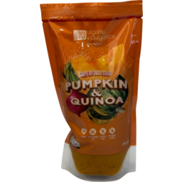 Photo of Organic Indulgence Soup –Pumpkin & Quinoa