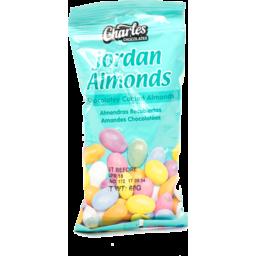 Photo of Charles Jordan Almond Chocolate