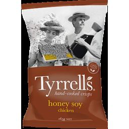 Photo of Tyrrells Crisp Chicken Honey Soy 165gm