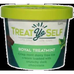 Photo of Treat Yo Self Choc Mint Ice Cream