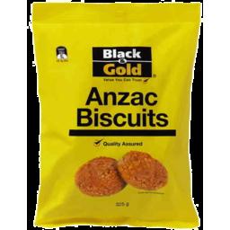 Photo of Black & Gold Anzac Cookies 325gm