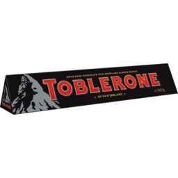 Photo of Toblerone Dark Chocolate Bar 360g