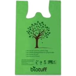 Photo of Biotuff Green Bag (Cost donated to Clean Ocean Foundation)