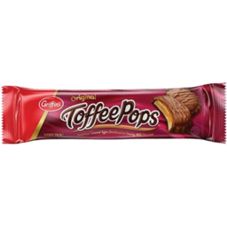 Photo of Griffins Chocolate Toffee Pops Original 200g