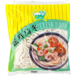 Photo of Hakka Fresh Udon 500g