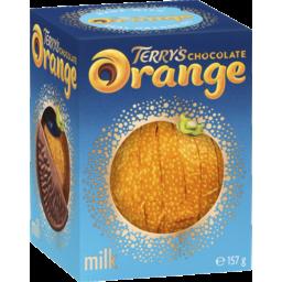 Photo of Terrys Choco Orange Milk Ball 157gm