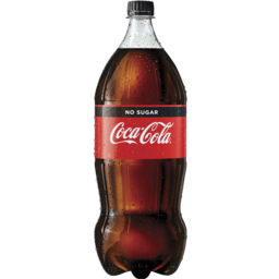 Photo of Coca-Cola No Sugar 2L