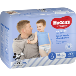 Photo of Huggies Junior Boys 30