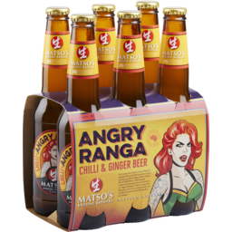 Photo of Matso's Angry Ranga Stubbies