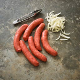 Photo of Peter Bouchier Thick Beef Sausages