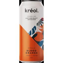Photo of Kreol Sparkling Antioxidant Infusion - Blood Orange