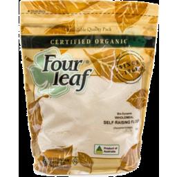 Photo of Four Leaf Milling Flour - Self Raising (Wholemeal)
