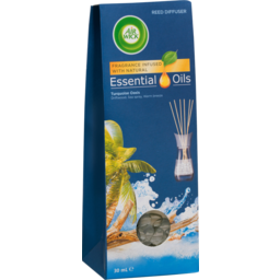 Photo of Air Wick Life Scents Reed Diffuser Turquoise Oasis 30ml