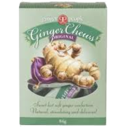 Photo of Gin Gin Chewy Ginger Original 42g