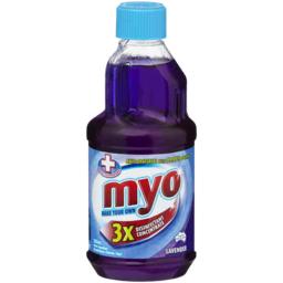 Photo of Myo Disinfectant Triple Strength Concentrate Lavender 200ml
