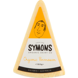 Photo of Symons - Organic Parmesan Cheese - 150g