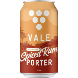 Photo of Vale Spiced Rum Porter Can