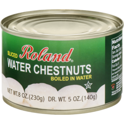 Photo of Roland Sliced Water Chestnuts Boiled In Water