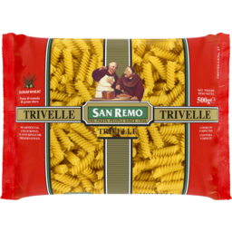 Photo of San Remo Pasta Treville No17 500g
