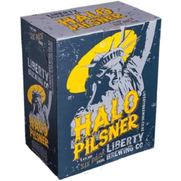 Photo of Liberty Halo Pilsner 6 x 330ml Bottles