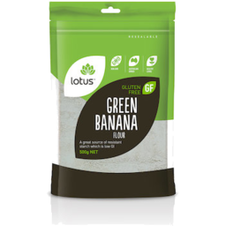 Photo of Lotus - Green Banana Flour - 500g