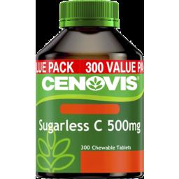 Photo of Cenovis Sugarless Vitamin C 300 Tablets