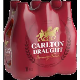 Photo of Carlton Draught 6.0x375ml