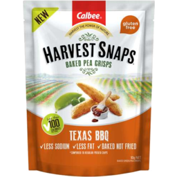 Photo of Harvest Snaps Texas Barbecue 93g