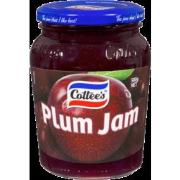 Photo of Cottees Plum Jam 500g