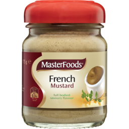 Photo of Masterfoods French Mustard 175g