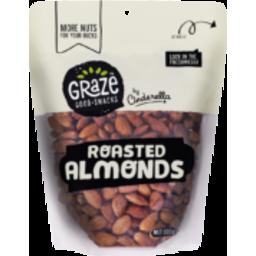 Photo of  Graze Roasted Almonds 500g