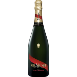 Photo of Mumm Cordon Rouge Brut Champagne 750ml