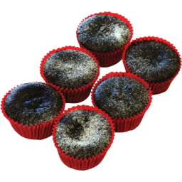 Photo of Chocolate Lava Cakes 6 Pack