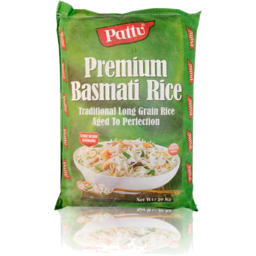 Photo of Pattu Premium Basmati Rice 20kg