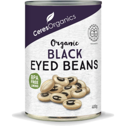 Photo of Ceres Organics Black Eyed Beans