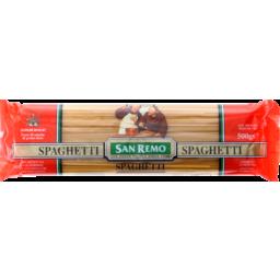 Photo of San Remo Spaghetti No 5g