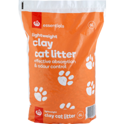 Photo of Homebrand Cat Litter 6L
