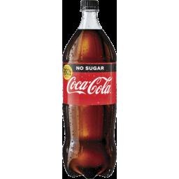 Photo of Coca-Cola Tm Coca Cola No Sugar 1.5l