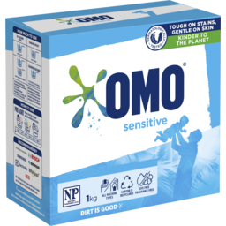 Photo of Omo Sens Laundry Powder Ft 1kg