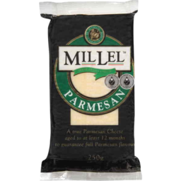 Photo of Millel Parmesan Cheese 250gm