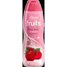 Photo of Natures Organics Fruits Wild Berry Conditioner 500ml