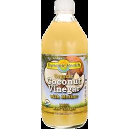 Photo of Dynamic Health Organic Coconut Vinegar