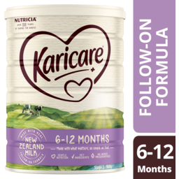 Photo of Karicare Plus Nourish Follow On Formula 2 From 6 Months 900g